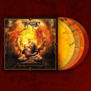 TRAUMA - ARCHETYPE OF CHAOS (LP GATEFOLD, LIMIT 500 COPIES)