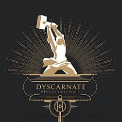 DYSCARNATE - WITH ALL THEIR MIGHT (CD)