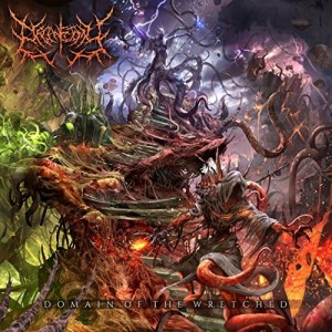 ORGANECTOMY - DOMAIN OF THE WRETCHED (CD)