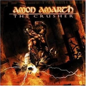 AMON AMARTH - THE CRUSHER (LP 180g)