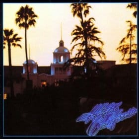 THE EAGLES - HOTEL CALIFORNIA (CD)