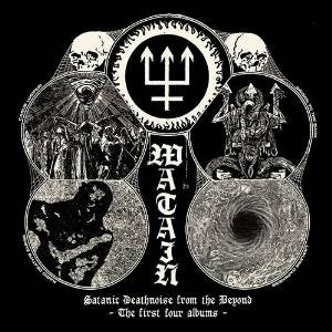 WATAIN - SATANIC DEATHNOISE FROM THE BEYOND (4CD BOX)