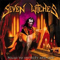 SEVEN WITCHES - XILED TO INFINITY AND ONE (CD)